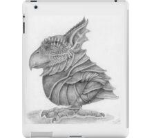armoured Crax iPad Case/Skin