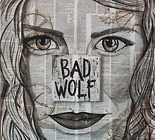 Bad Wolf by chrissiebrown
