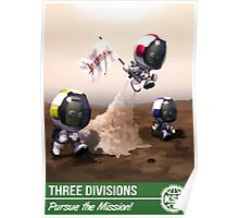Kerbal Space Program: Pursue the Mission! Poster
