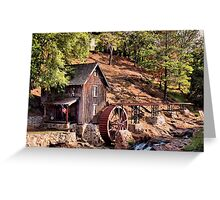 """""""Gresham Mill in October""""... prints and products Greeting Card"""