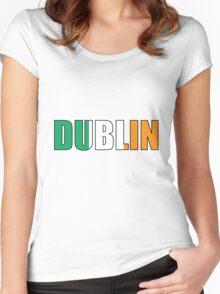 Dublin Women's Fitted Scoop T-Shirt