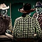 """""""Closing the Deal""""... prints and products by © Bob Hall"""