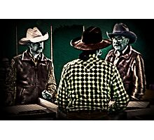 """""""Closing the Deal""""... prints and products Photographic Print"""
