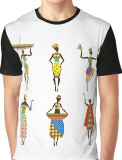 African Culture Graphic T-Shirt