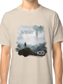 The 100 - More Than Survival Classic T-Shirt