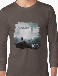 The 100 - More Than Survival Long Sleeve T-Shirt