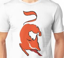 Japanese fox Unisex T-Shirt