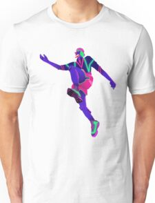 80´s Running Unisex T-Shirt