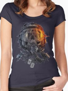 Battlefield Women's Fitted Scoop T-Shirt