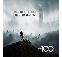 The 100 - More Than Survival Photographic Print