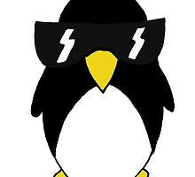 The Penguin by Miskel Design