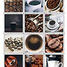 Coffee Poster by Edward Fielding