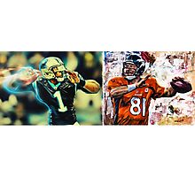 Super Bowl 50 Epic Fan Merchandise  Photographic Print