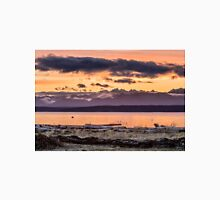 Puget Sound Sunset From Whidbey Island Unisex T-Shirt