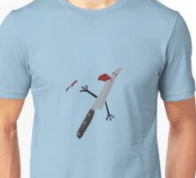 The Suicide of a Knife Unisex T-Shirt
