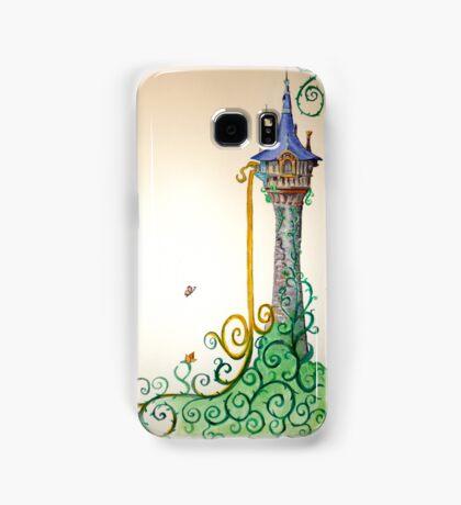 Rapunzel's tower   Samsung Galaxy Case/Skin