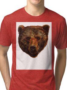 Grizzly Bear Tri-blend T-Shirt