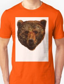 Grizzly Bear Unisex T-Shirt