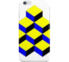 3D Cubic Mosaic Effect iPhone Case/Skin