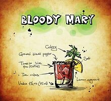 Bloody Mary. by Edmond  Hogge