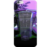 1930s Limousine iPhone Case/Skin