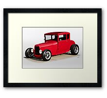1928 Ford 'Model A' Coupe Framed Print