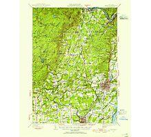 New York NY Saratoga 129398 1947 62500 Photographic Print