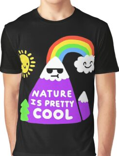 Nature Is Pretty Cool Graphic T-Shirt