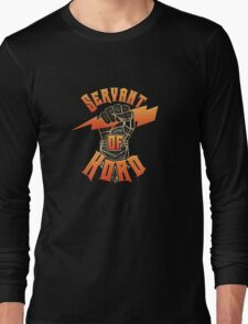 D&D Tee - Servant of Kord Long Sleeve T-Shirt