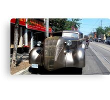 Late 1930s Limo Canvas Print