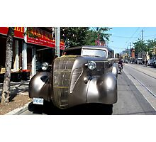 Late 1930s Limo Photographic Print