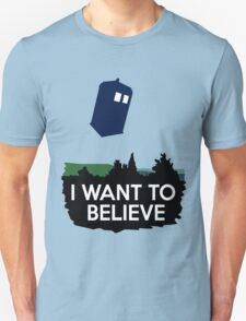 I Want To Believe II T-Shirt