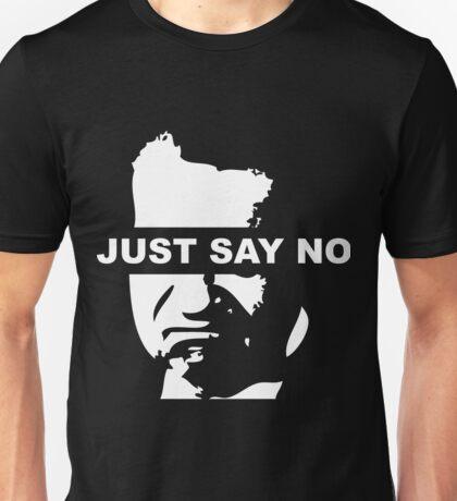 Just Say No - Richard Nixon Unisex T-Shirt