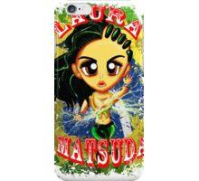 Chibi Laura Matsuda  iPhone Case/Skin