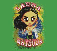 Chibi Laura Matsuda  by tigerchurch123