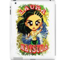 Chibi Laura Matsuda  iPad Case/Skin