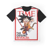 The origins revealed Graphic T-Shirt
