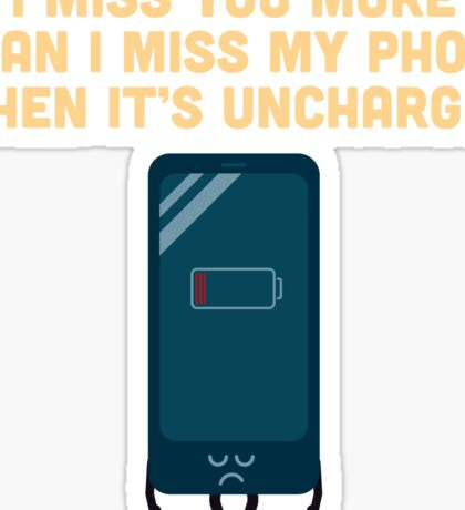 Character Building - Uncharged valentines Sticker