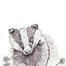 Lil' Badger by adrienne75