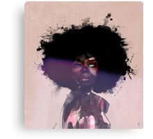 Afro Funk Canvas Print