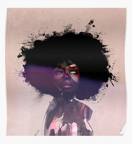 Afro Funk Poster