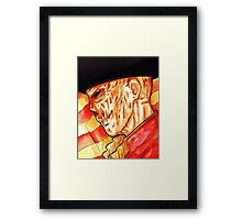 """...Intellectual""  Framed Print"