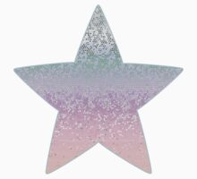 Glitter Star Dust One Piece - Long Sleeve