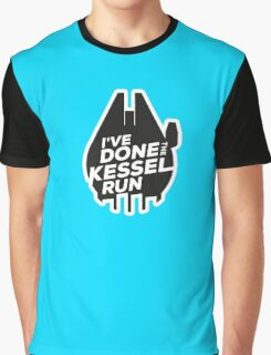 I've done the Kessel run Graphic T-Shirt