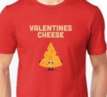Character Building - Valentines cheese Unisex T-Shirt