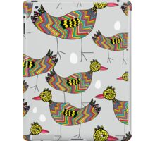 Birds and eggs. iPad Case/Skin
