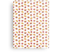 Sweet pattern Metal Print