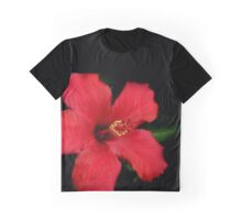 A single hibiscus bloom Graphic T-Shirt