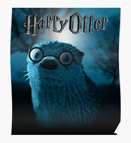 Harry Otter Poster