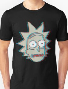 Rick and Morty: 3D Rick Version 2 Unisex T-Shirt